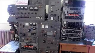 радиостанция Р-140. Всё еще работает