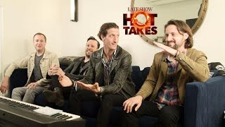 Hot Takes with The Revivalists