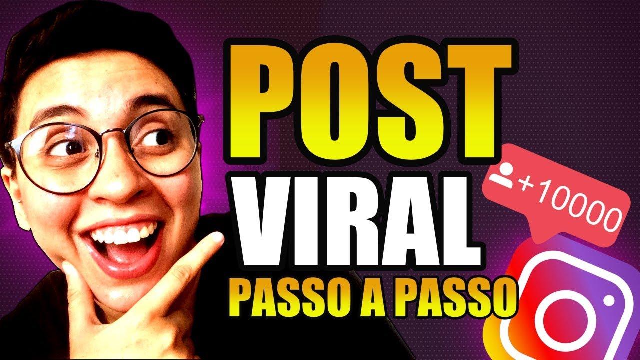 Feed instagram viral: como fazer um post viral e como organizar o feed do instagram para viralizar!