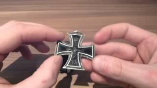 ww1 German iron cross second class medal 1914