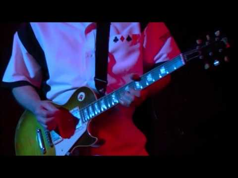 Mick Ralphs Blues Band - Hideaway Live at Backstage At The Green, Kinross. 17/03/12