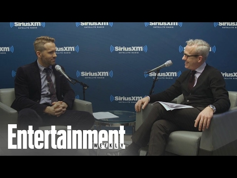 Ryan Reynolds Talks Deadpool, His Childhood, Worshipping His Daughter & More   Entertainment Weekly