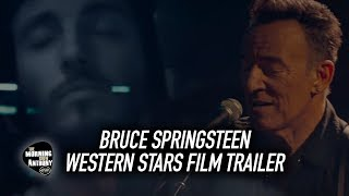 Bruce Springsteen Western Stars Film Trailer Reaction