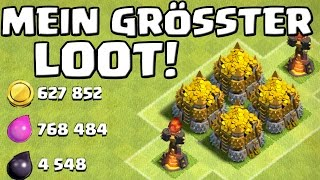 MEIN GRÖSSTER LOOT! || CLASH OF CLANS || Let's Play CoC [Deutsch/German HD Android iOS]