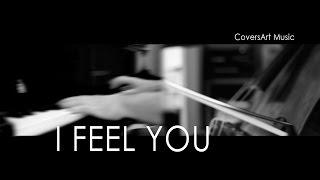 Depeche Mode - I Feel You (Cello & Piano) / #Coversart