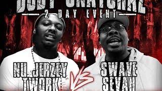 Nu Jerzey Twork vs Swave Sevah from GOTC: Body Snatchaz