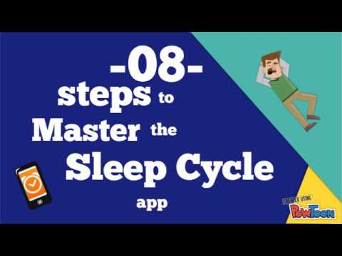Sleep Cycle App Tutorial