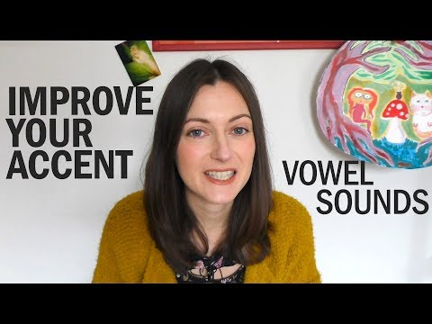 Accent training exercises: Learn vowel sounds with the IPA (International Phonetic Alphabet)