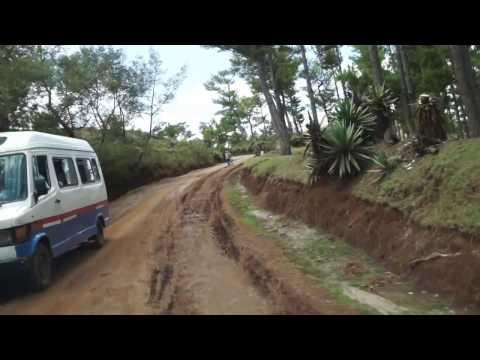 Réveil-FM: Madagascar. Antsirabé en route pour le lac Tritriva