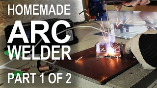 How to convert scavenged microwave parts into a useful arc welding machine. This is part 1 of 2, and focuses on the modification of the transformers. Endcard ...