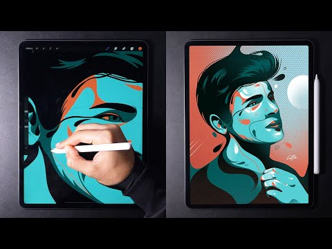iPAD ARTIST - cover