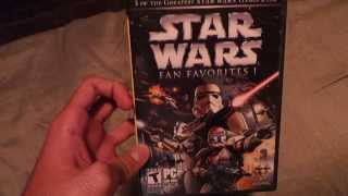Star Wars Fan Favorites 1