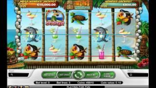 видео Игровой автомат Tiki Wonders
