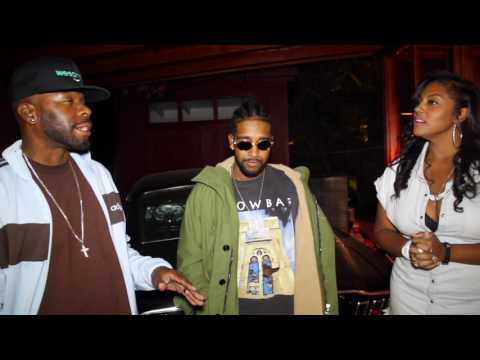 Omarion Exclusive Interview with The Quick Fix