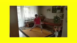Комплекс #Упражнений в домашних условиях -  9 часть