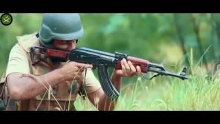 Nara e Takbeer Allah O Akbar Pakistan Army Song by junaid