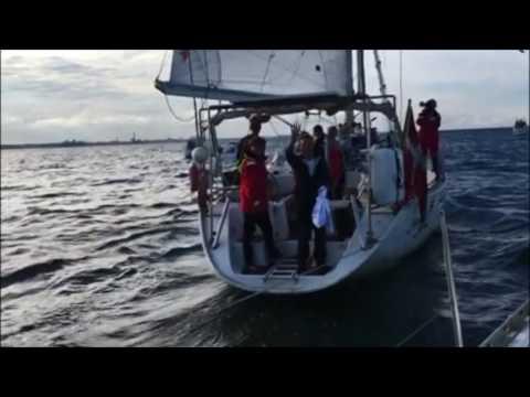 -Havana-  med Kronborg om styrbord