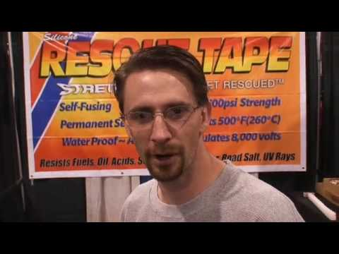 Rescue Tape Dive Testimonial from Matthew Ray, Commercial Diver and ... Q Ray Commercial