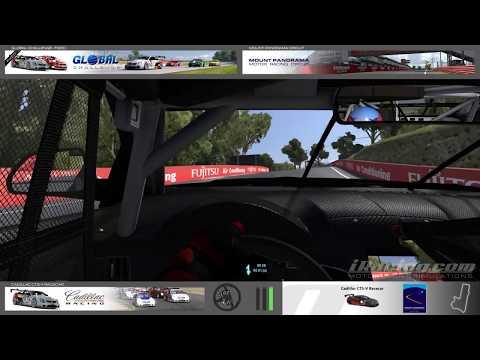 iRacing - Cadillac CTS-VR - Mount Panorama Circuit - 2:04.676