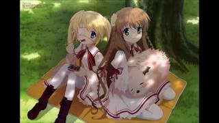 The Anime version of Rewrite's Opening Image Link: https://yande.re...