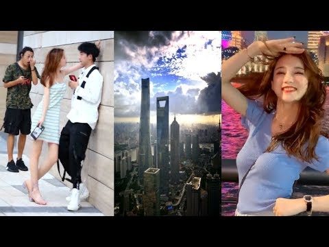 New Street Fashion Tik Tok Top Favorite Video In China--Hot Girls Trung Quốc [抖音]