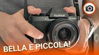 RECENSIONE FUJIFILM X-T100: BELLE FOTO e BEN FATTA!