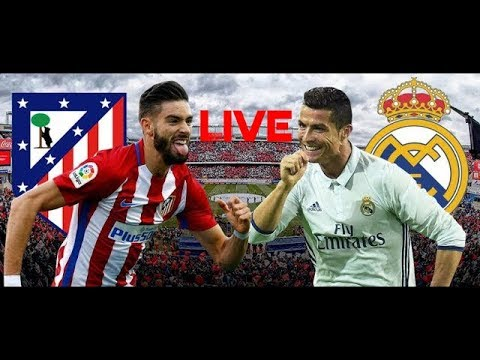 Atletico Madrid Vs Real Madrid Full Match  11-16-2017 HD LaLiga Santander