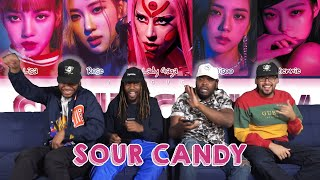 Lady Gaga, BLACKPINK - Sour Candy (Audio) Reaction/Review