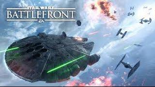Star Wars Battlefront Online Gameplay Walkthrough Let