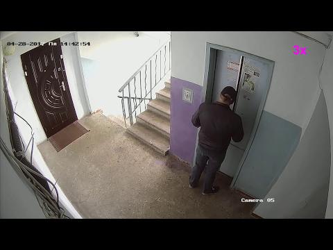 Как работают воры-домушники