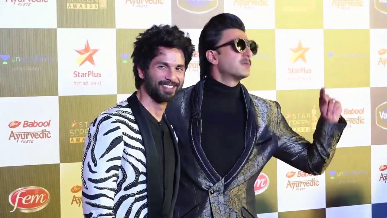 Download Star Screen Awards 2019 Full Show   Award Shows 2019   Bollywood Award Show   Ranveer Singh