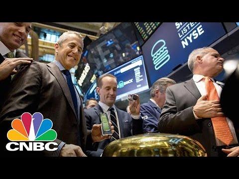 Shake Shack CEO Talks IPO   CNBC