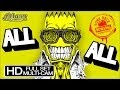 ALL - Punk Rock Bowling 2014 (full set multi cam drum cam)