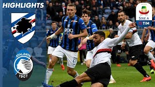 Sampdoria 1-2 Atalanta | Gosens Nets Winner From Tight Angle! | Serie A