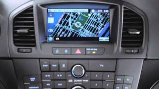 2011 Buick Regal Infotainment Getting Started