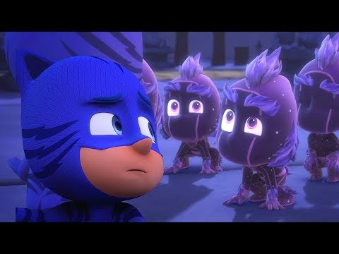 Werejalinos | PJ Masks Episode | Cartoons For Kids