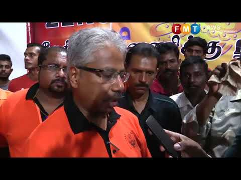 Hindraf wants to contest in GE14 under PH's banners