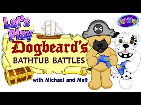 Webkinz Letu0027s Play: Bathtub Battles!