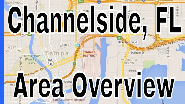 Overview of Channelside FL - Channelside Condos - Lance Mohr in Tampa, on sandcastle water park map, metro atlanta map, d.c. metro map,