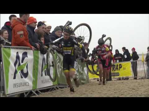 Belgian National Championships Cyclocross - Oostende -  8-1-2017 [WOMEN]