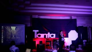 Passion , Age and Time | Malak El Masry | TEDxTanta