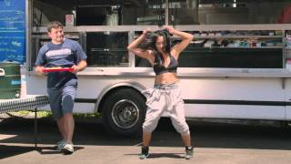 Zumba® wear: Let It Move You (Food Truck)