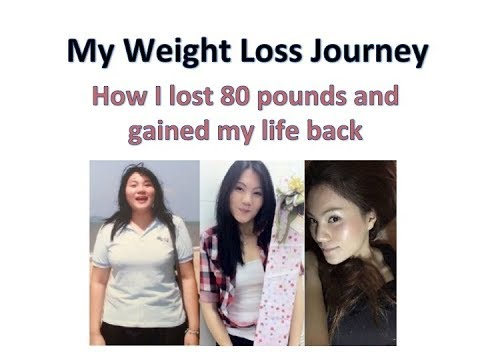 How I lose 80 pounds in 5 months  Jennifer Lee's Story