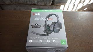 Polk Striker PRO ZX Unboxing & Review