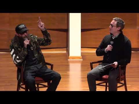 Conversation with David Crowder