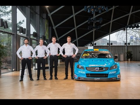 Polestar Cyan Racing targets World Title with expanded WTCC programme