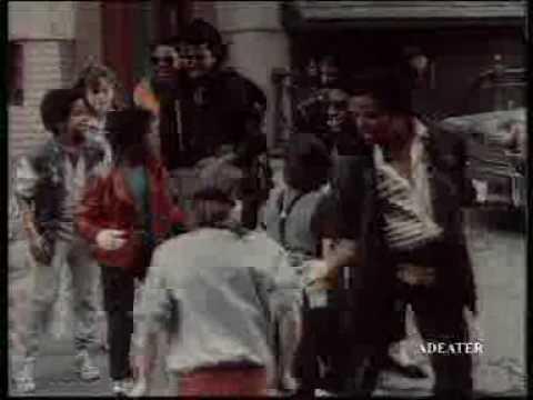 michael jackson pepsi cola commercial 1988