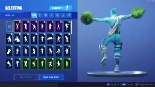 Fortnite - CHEER IT UP Emote Extended Beat 1 HOUR (LEAKED)