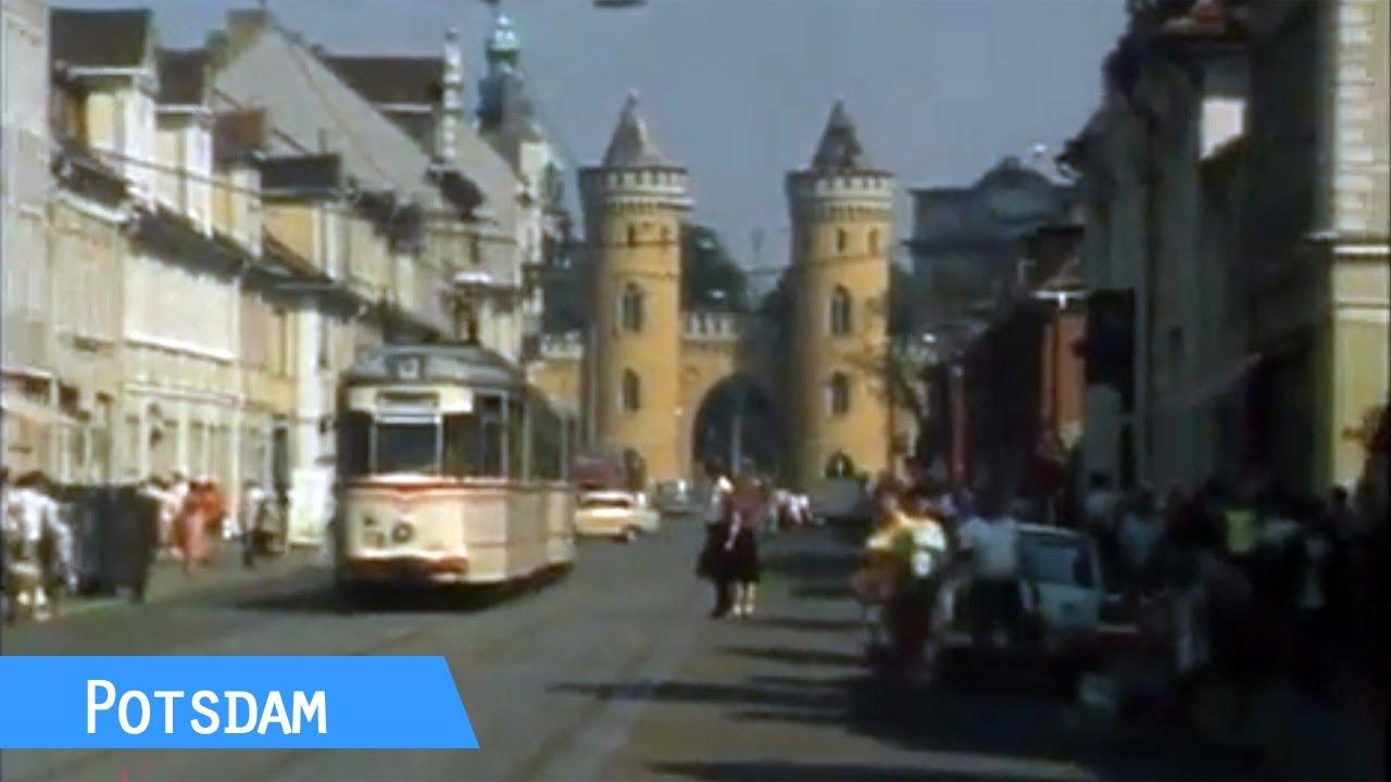Potsdam gestern und heute - Bilder deutscher Städte (1983