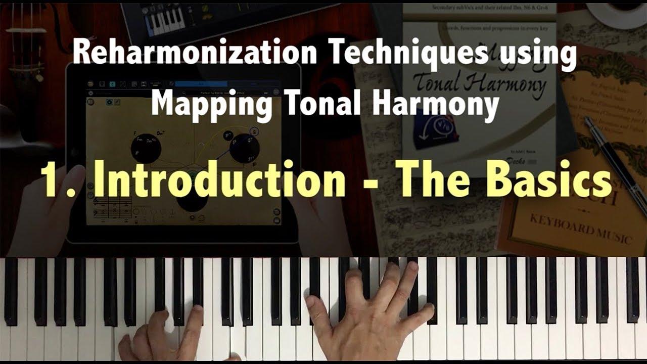 132786f316f Reharmonization Techniques #1 Introduction using Mapping Tonal Harmony